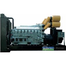 Дизель генератор AKSA AC 880