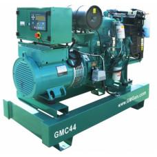 Дизель генератор GMGen Power Systems GMC44