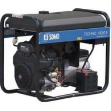 Бензогенератор SDMO Technic 10000 E AVR C