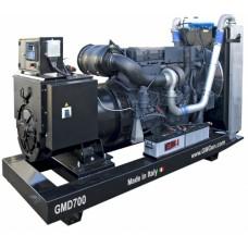 Дизель генератор GMGen Power Systems GMD700