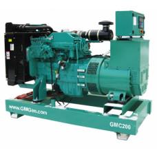 Дизель генератор GMGen Power Systems GMC200