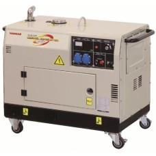 Дизель генератор YANMAR eG 55 N-5EB