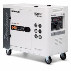 Дизель генератор Daewoo DDAE 11000DSE-3