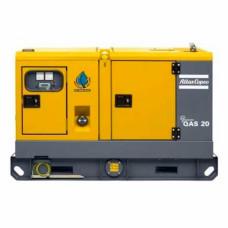 Дизель генератор Atlas Copco QAS 20 (16 кВт)