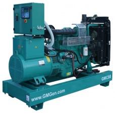 Дизель генератор GMGen Power Systems GMC110