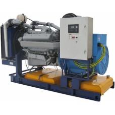 Дизель генератор ЯМЗ 200 кВт с двигателем ЯМЗ 7514.10