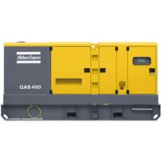 Дизель генератор Atlas Copco QAS 400 (324 кВт)