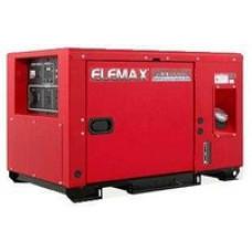 Дизель генератор Elemax SHX 8000 Di-R