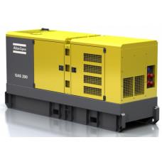 Дизель генератор Atlas Copco QAS 200 (162 кВт)