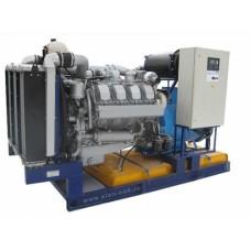 Дизель генератор ЯМЗ 250 кВт с двигателем ЯМЗ 240НМ2