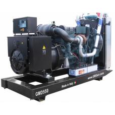 Дизель генератор GMGen Power Systems GMD550