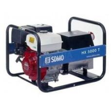 Бензогенератор SDMO HX 5000 TC (HX 5000 TS)