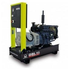 Дизель генератор PRAMAC GSL 65 D