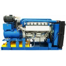 Дизель генератор ЯМЗ 350 кВт с двигателем ЯМЗ 8503.10