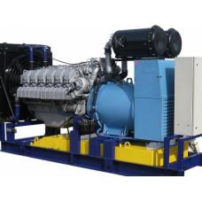 Дизель генератор ЯМЗ 400 кВт с двигателем ЯМЗ 8503.10