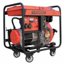 Дизель генератор Aurora ADE 6500 D