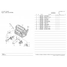 Масляный фильтр 4TNV98T-GGE