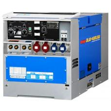 Сварочный дизельный генератор DENYO DLW-400LSW двухпостовой