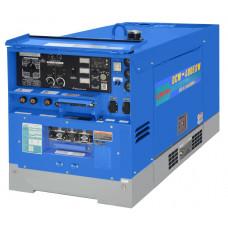 Сварочный дизельный генератор DENYO DLW-480ESW двухпостовой