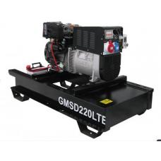 Сварочный дизельный генератор GMSD220LTE