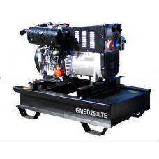 Сварочный дизельный генератор GMSD250LTE