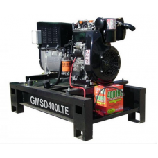 Сварочный дизельный генератор GMSD400LTE